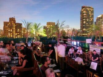 Rundtur til rooftop-barer i New York - 230 Fifth