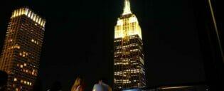 Rundtur til rooftop-barer i New York