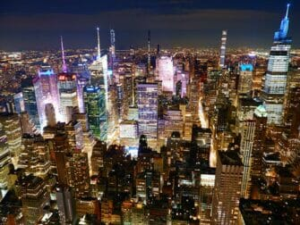 Den bedste udsigt i New York - Empire State Building