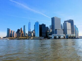 Den bedste udsigt i New York - Staten Island Ferry