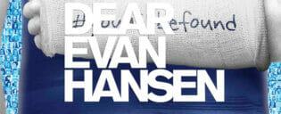 Dear Evan Hansen Broadway billetter