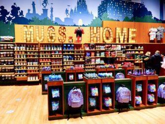 Disney Store på Times Square - Krus