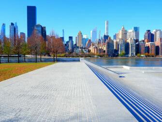 Roosevelt Island i New York - Memorial