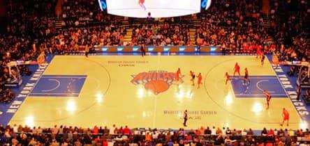 Knicks basketballkamp