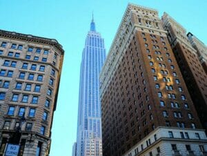 Klassisk filmtur i New York