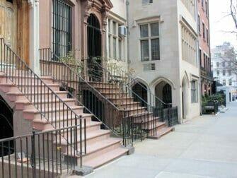 Klassisk filmtur i New York- Lejligheden fra Breakfast at Tiffany's