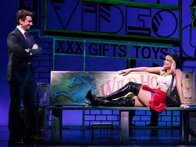 Pretty Woman The Musical Broadway billetter - Edward og Vivian