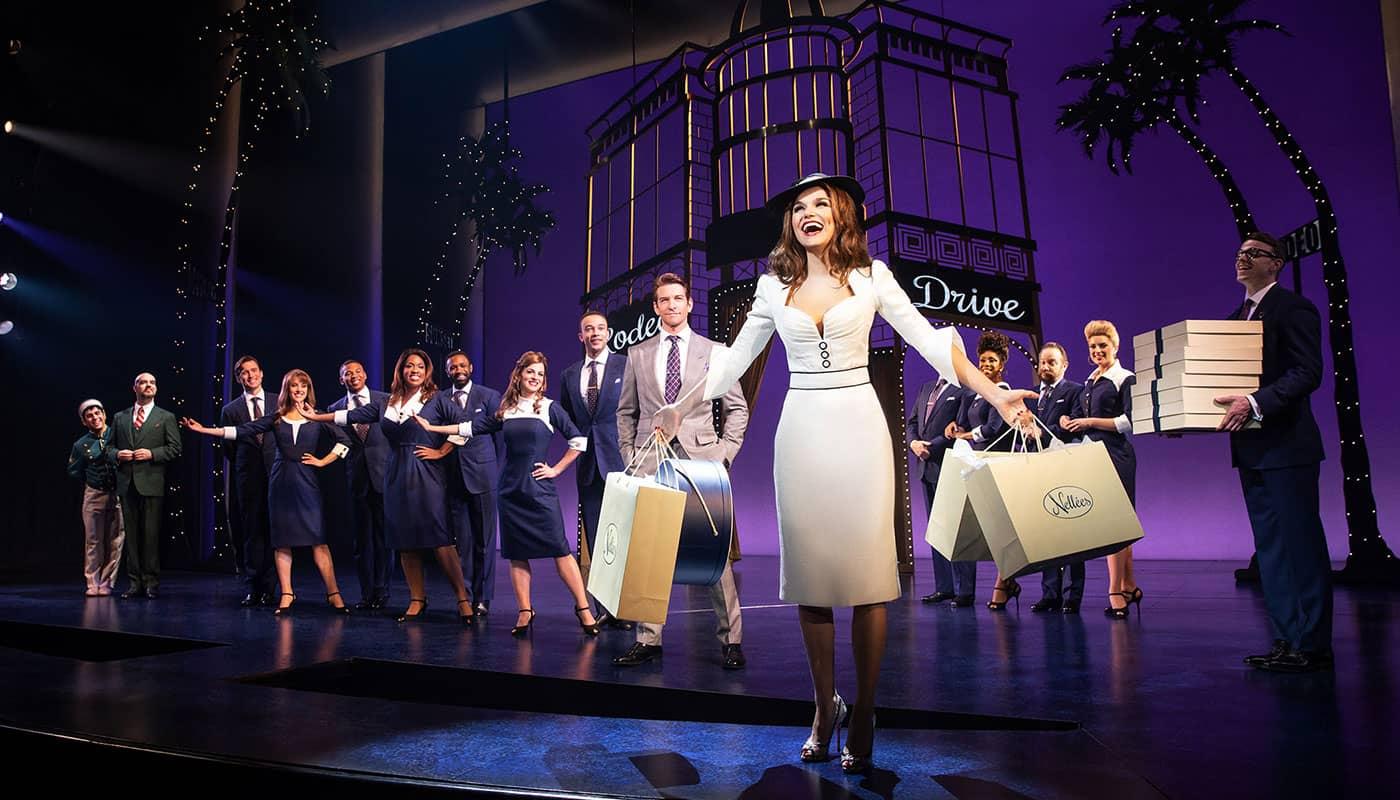 Pretty Woman The Musical Broadway billetter - Shopping