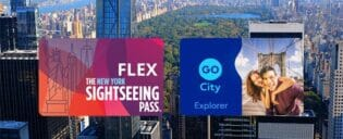 Forskellen på New York Sightseeing Flex Pass og New York Explorer Pass
