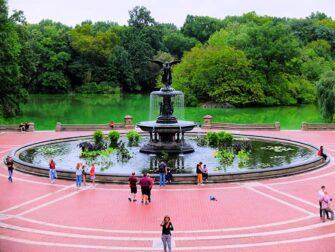 Guidet tur på elcykel i New York - Central Park