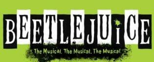 Beetlejuice Broadway billetter