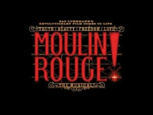 Moulin Rouge! The Musical Broadway billetter