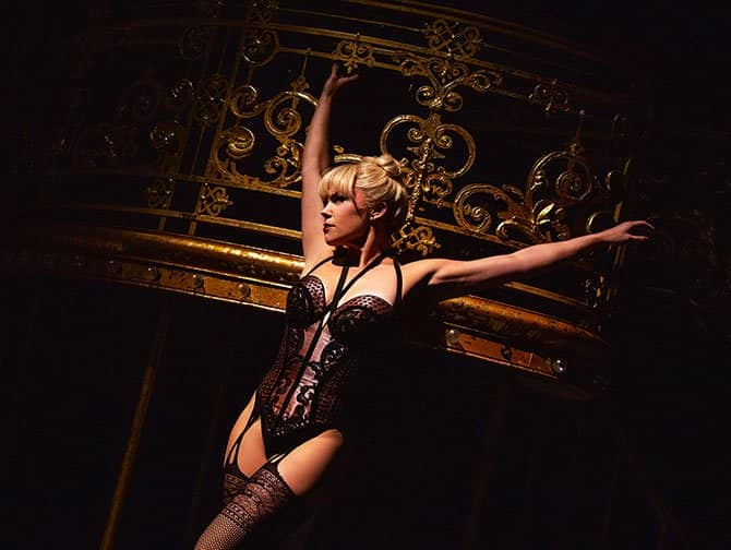 Moulin Rouge! The Musical Broadway billetter - Nini