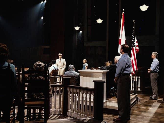 To Kill a Mockingbird Broadway billetter - I retten