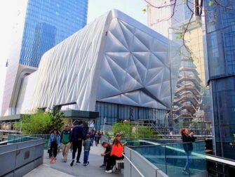 Hudson Yards i New York - The Shed