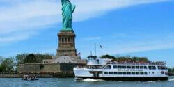 Bådture rundt om Manhattan