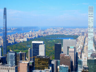 One Vanderbilt The Summit billetter - Udsigt til Central Park