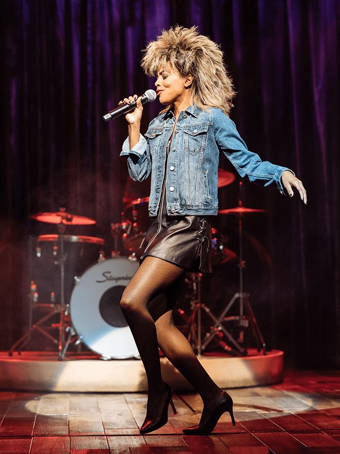 The Tina Turner Musical Broadway billetter - Ikonisk look