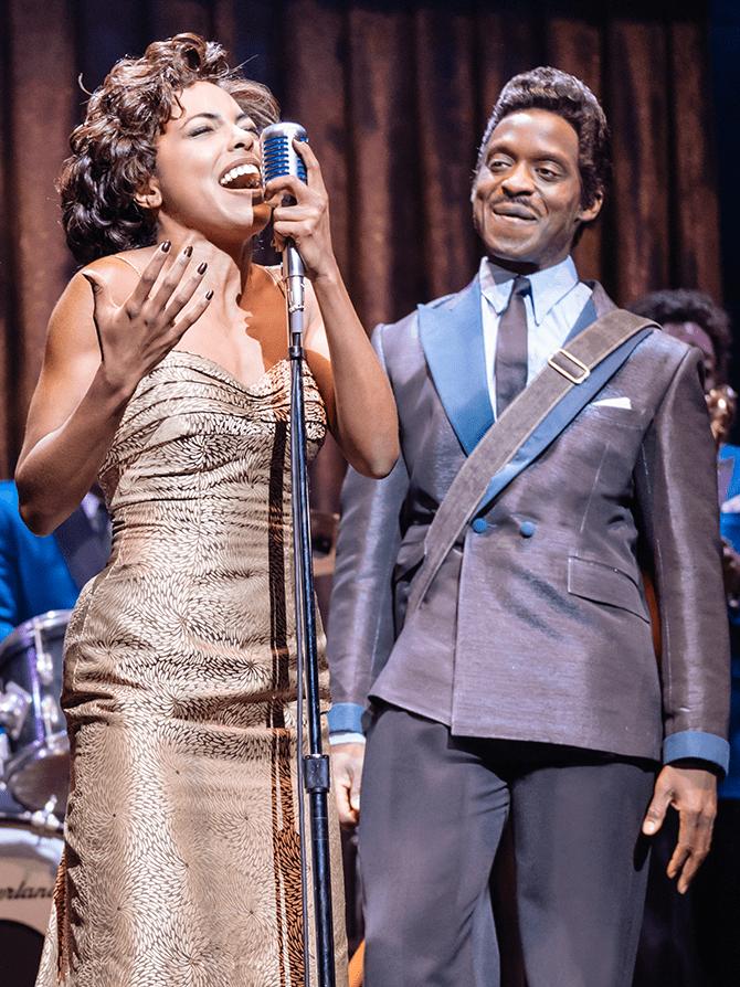 The Tina Turner Musical Broadway billetter - Tina og Ike
