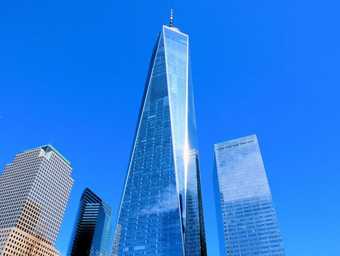 Forskellen på New York Sightseeing Flex Pass og Sightseeing Day Pass - One World Observatory