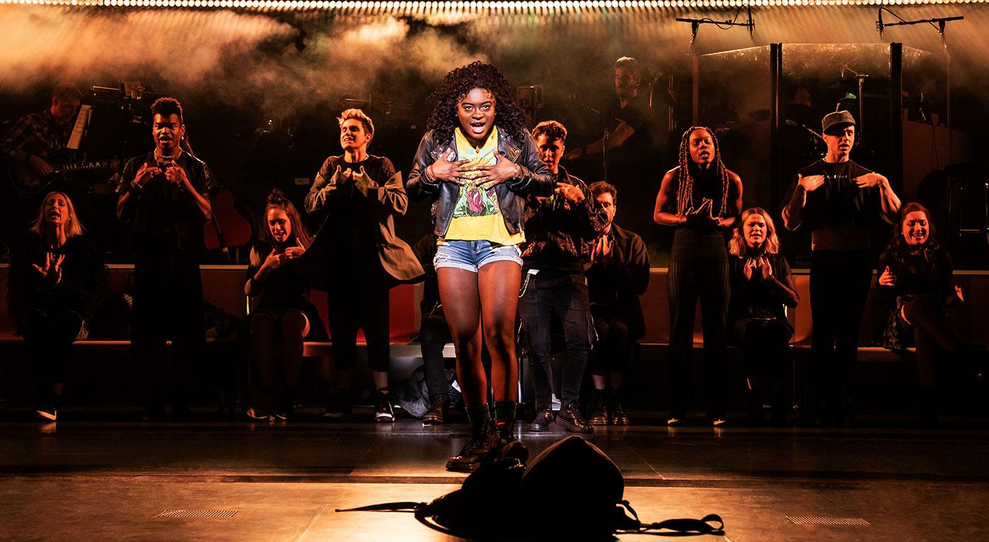 Jagged Little Pill Broadway billetter - Frankie