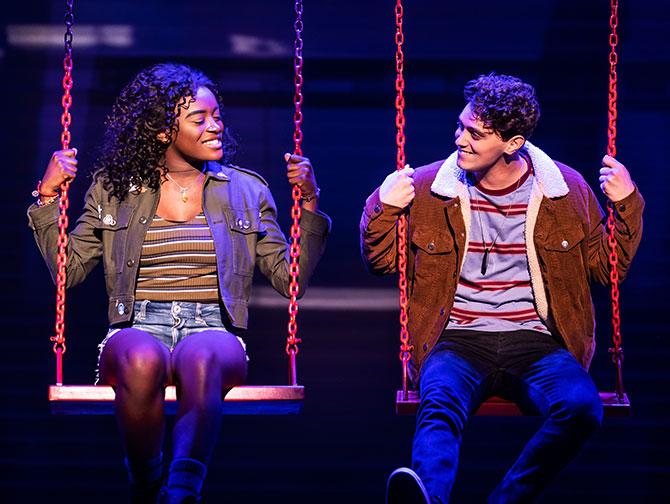 Jagged Little Pill Broadway billetter - Gynger
