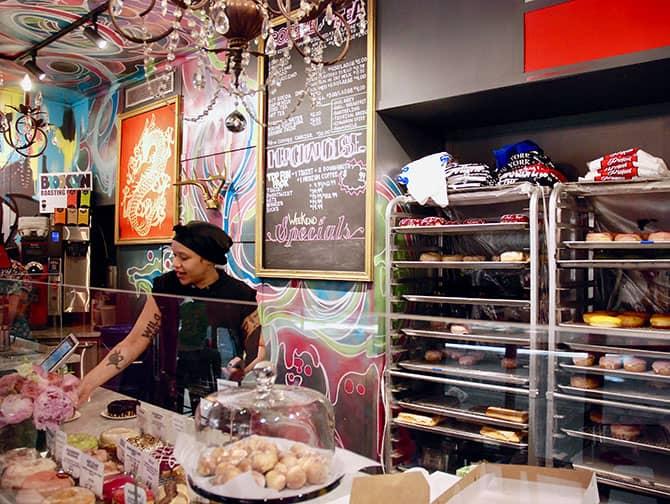 Donut Tour i New York - Doughnut Project