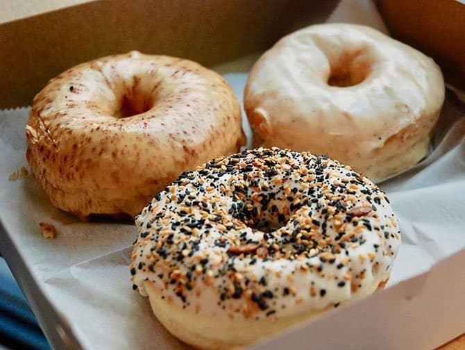 Donut Tour i New York - Everything Donut