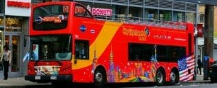 New York bustur og seværdigheder pakketilbud