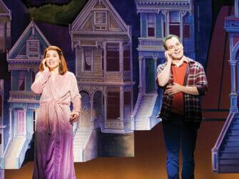Mrs Doubtfire Broadway billetter - Ringer