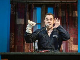Mrs Doubtfire Broadway billetter - Daniel