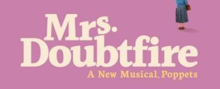Mrs. Doubtfire Broadway billetter
