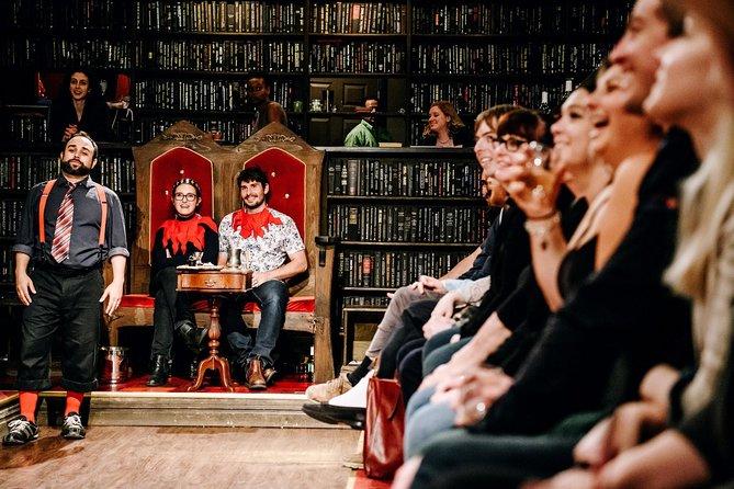Drunk Shakespeare i New York billetter - Publikum