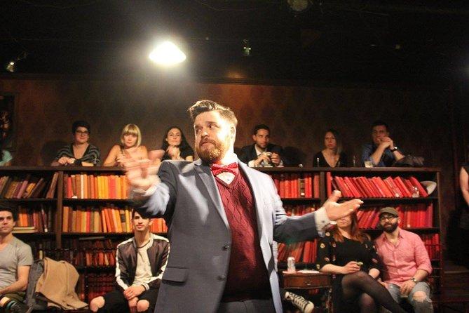 Drunk Shakespeare i New York billetter - Show