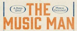 The Music Man Broadway billetter