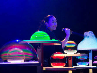 Gazillion Bubble Show Broadway billetter - Imponerende bobler