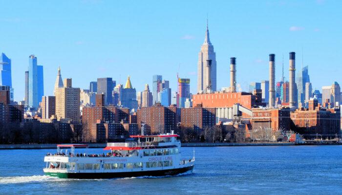 Circle Line Cruises i New York