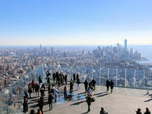 Edge Hudson Yards Observation Deck billetter