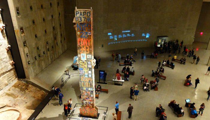 Top museer i New York - 9/11 Museum