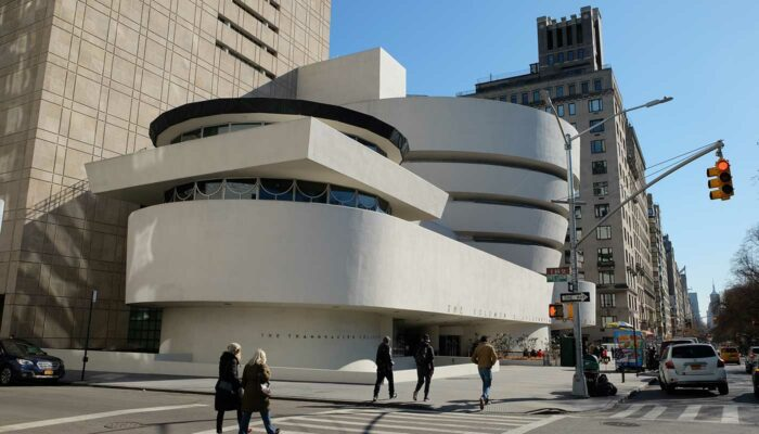 Top museer i New York - Guggenheim