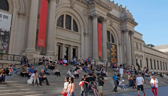 Top museer i New York - The MET - Metropolitan Museum