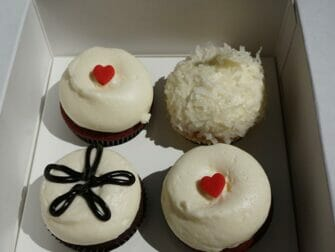 Mors dag i New York - Georgetown Cupcakes