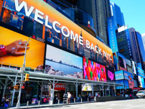 Coronavirus i New York