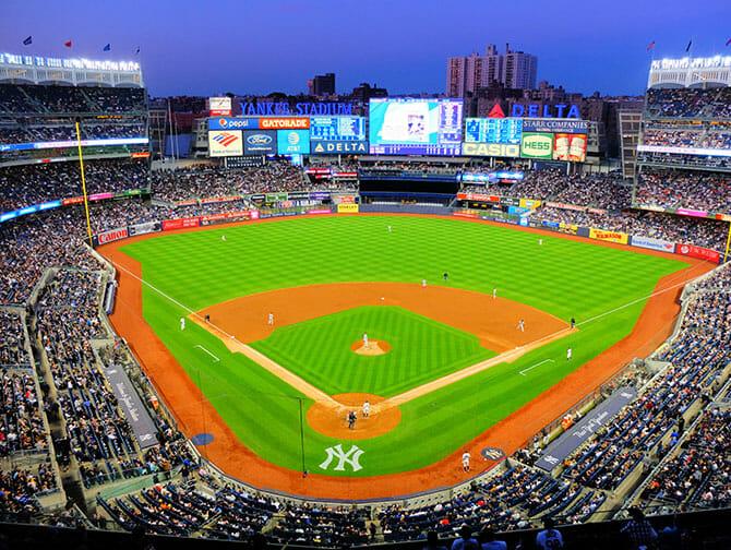 New York Yankees billetter