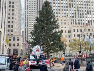 Erics Blog - Rockefeller Christmas Tree
