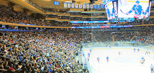 Rangers ishockeykamp