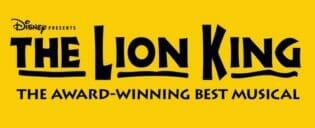 The Lion King Broadway billetter