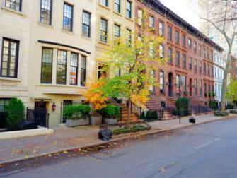 Upper East Side i New York - Huse