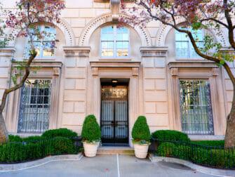 Upper East Side i New York - Palæ