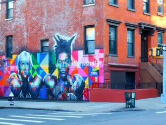 Williamsburg i Brooklyn - Street art